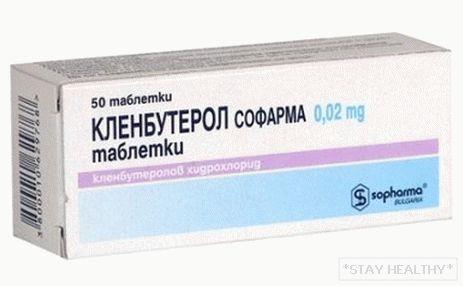Clenbuterol efectos secundarios en ninos